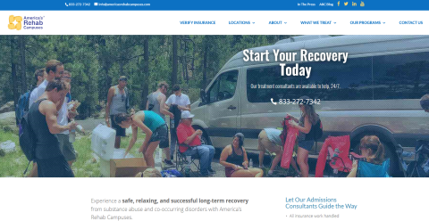 America's Rehab Campuses Dmoz Directory Web Directory
