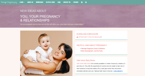 Teenage Pregnancy Dmoz Directory Web Directory